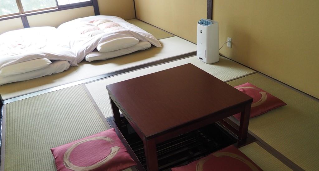 堀こたつ/夏は座卓テーブル